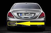 Mercedes S W222 W 222 катафот отражатель заднего бампера левый новый оргигинал