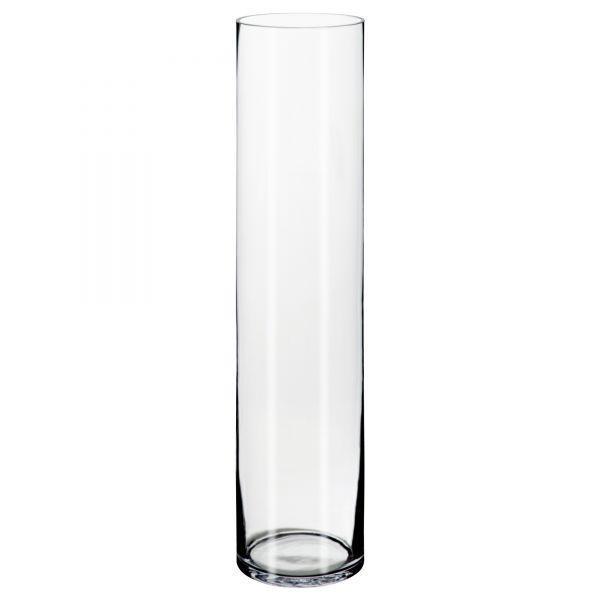 Ваза цилиндр 30 см Mazhura Vial G243