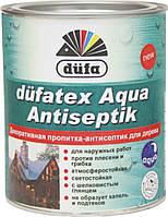 Декоративная пропитка Düfatex Aqua Antiseptik Махагон 2,5л