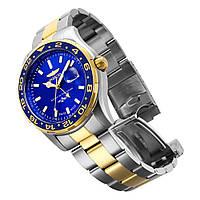 Наручные Часы INVICTA PRO DIVER GMT 25826 SWISS MADE 44 ММ Оригинал мужские