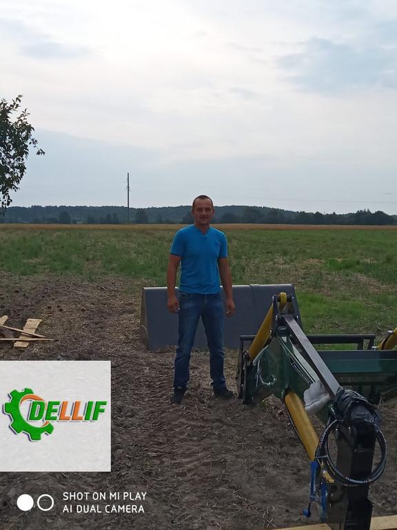 Вячеслав из Турийска обладатель Dellif Strong 1800 05.09.2019 года