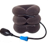 Вытягивающая ортопедическая подушка. При шейном ОСТЕО - хондрозе.