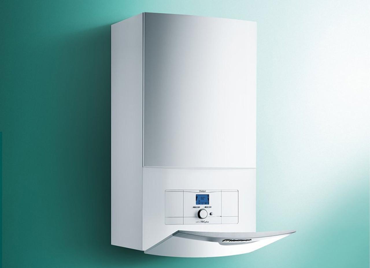 Настенный одноконтурный газовый котел Vaillant atmoTEC plus VU 24 кВт