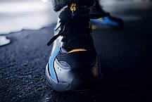 Мужские кроссовки RS-X Hard Drive Black ( Реплика ), фото 2