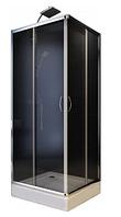 Душевая кабина Aquaform Nigra 101-40073(GRIGIO) + поддон