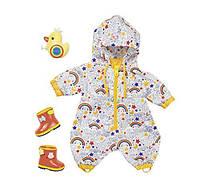 Одежда куклы Беби Борн Baby Born комбинезон на осень Делюкс 43 см Deluxe Zapf Creation 826935, фото 1