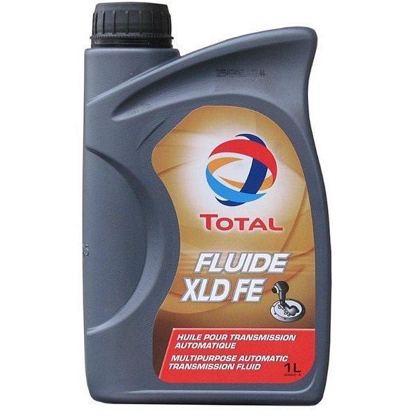 Трансмиссионное масло Total Fluide XLD FE 1л