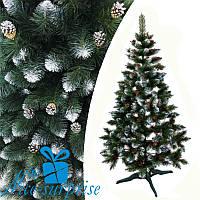 Искусственная ель КАРПАТСКАЯ с шишками Классика 130 см, фото 1