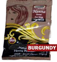 Натуральная пакистанская хна без химии (Бургунди) 25 g, фото 1