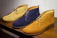 Чистка и покраска обуви