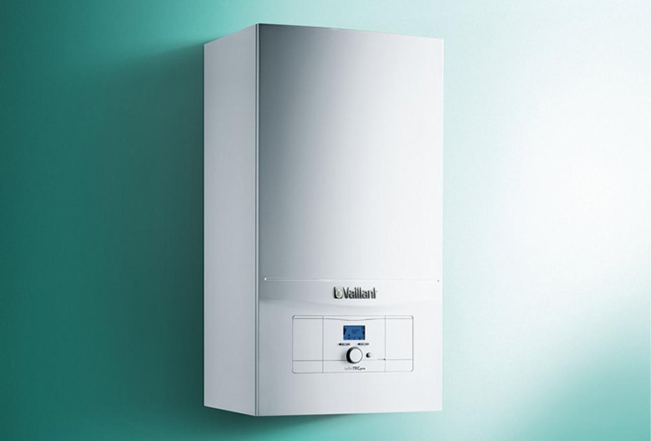 Настенный двухконтурный газовый котел Vaillant turboTEC pro VUW 20 кВт