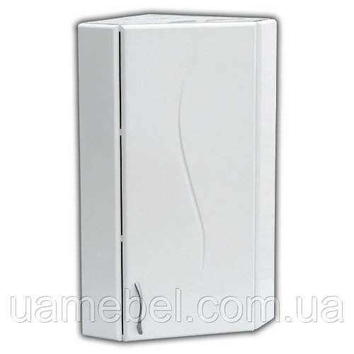 Шкаф для ванной Ш-угловой фрез 30х30 см
