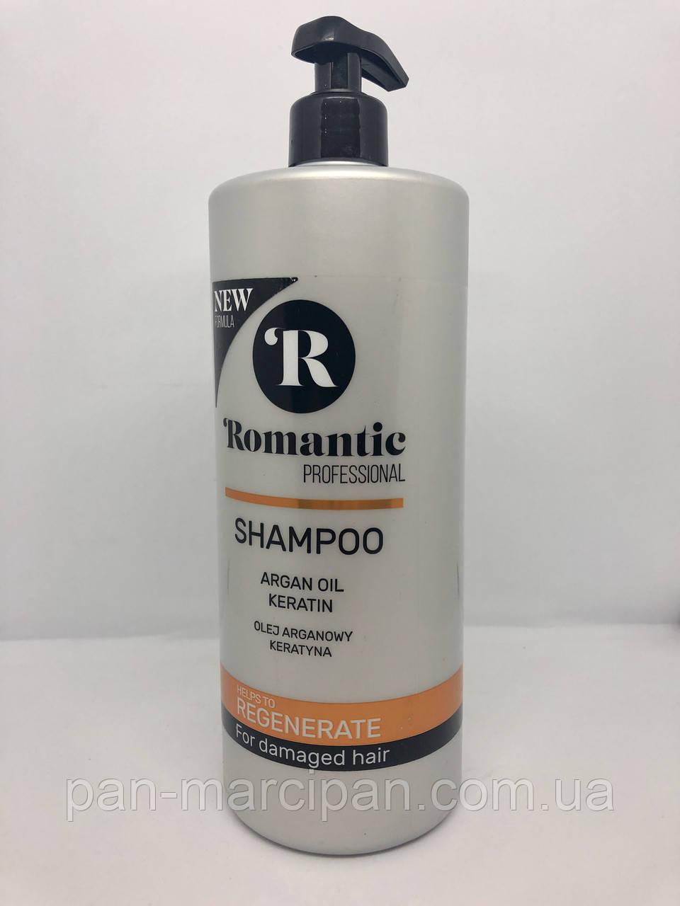Шампунь Romantic Regenerate Польща 850мл