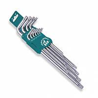 JONNESWAY Наборы инструментов JONNESWAY H08S110S Комплект угловых ключей