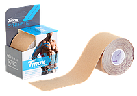 Кинезио тейп Tmax Tape 5см х 5м синтетика беж.