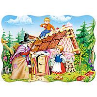 Пазлы для детей Пряничный домик на 30 элементов Сastorland