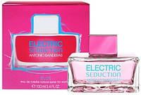Женская туалетная вода Antonio Banderas Electric Seduction Blue  For Women - 100 мл