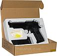 Дитячий пістолет ZM 19 копія Colt 1911-A1 метал+пластик, фото 6