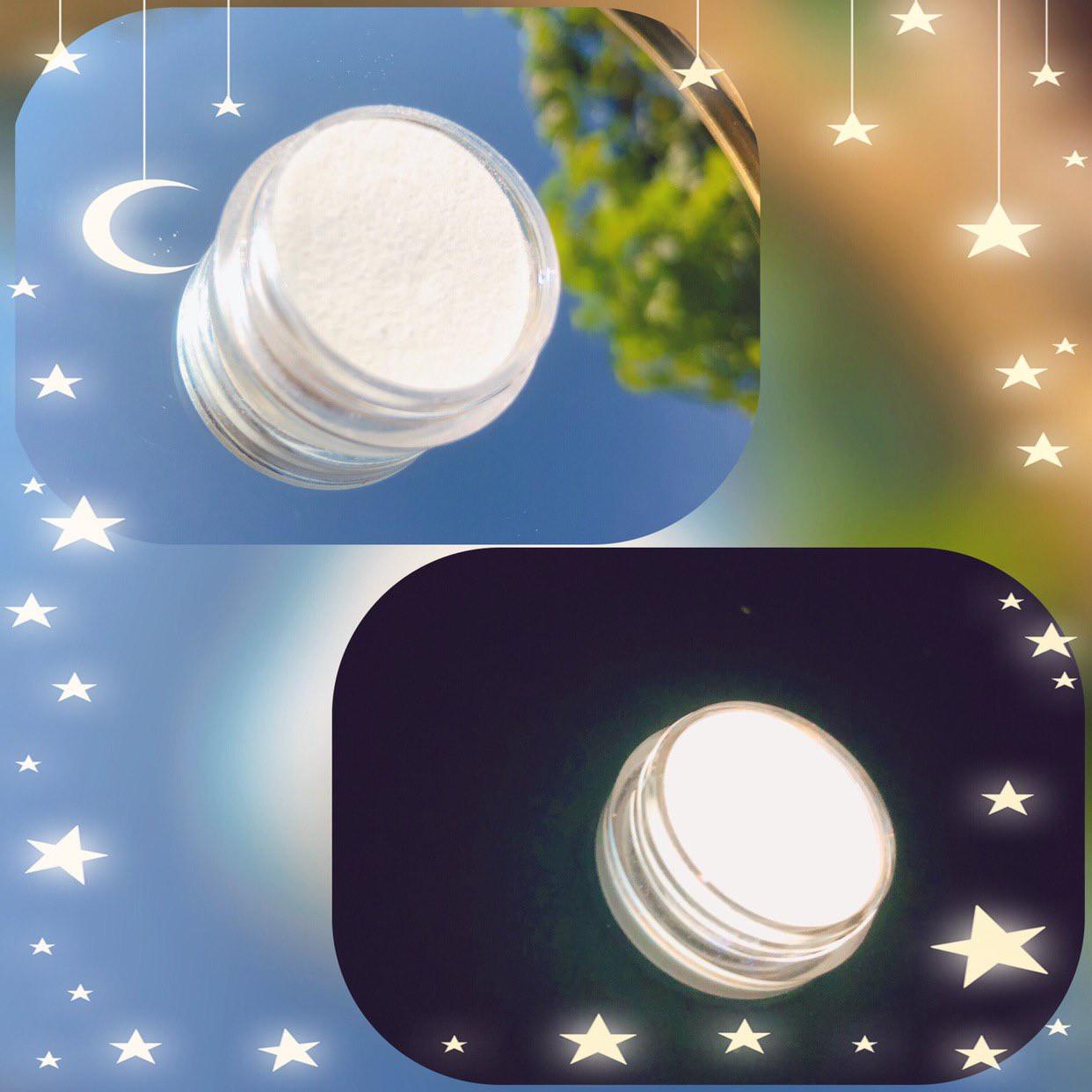 Люминесцентный пигмент белый