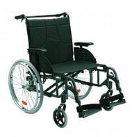 Облегченная коляска Invacare Action 4 NG HD (50,5 см) максимальная нагрузка - 160 кг  INVACARE (Франция)