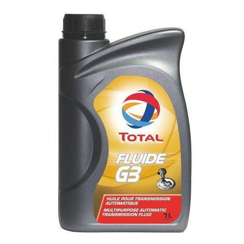 Синтетическое трансмиссионное масло TOTAL Fluide G3 1л