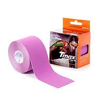 Кинезио тейп Tmax Tape (КОРЕЯ) 5см х 5м фиолетовый