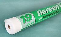 Агроволокно плотность 19 / кв. м 1,6 х 50 м Белое (Agreen)