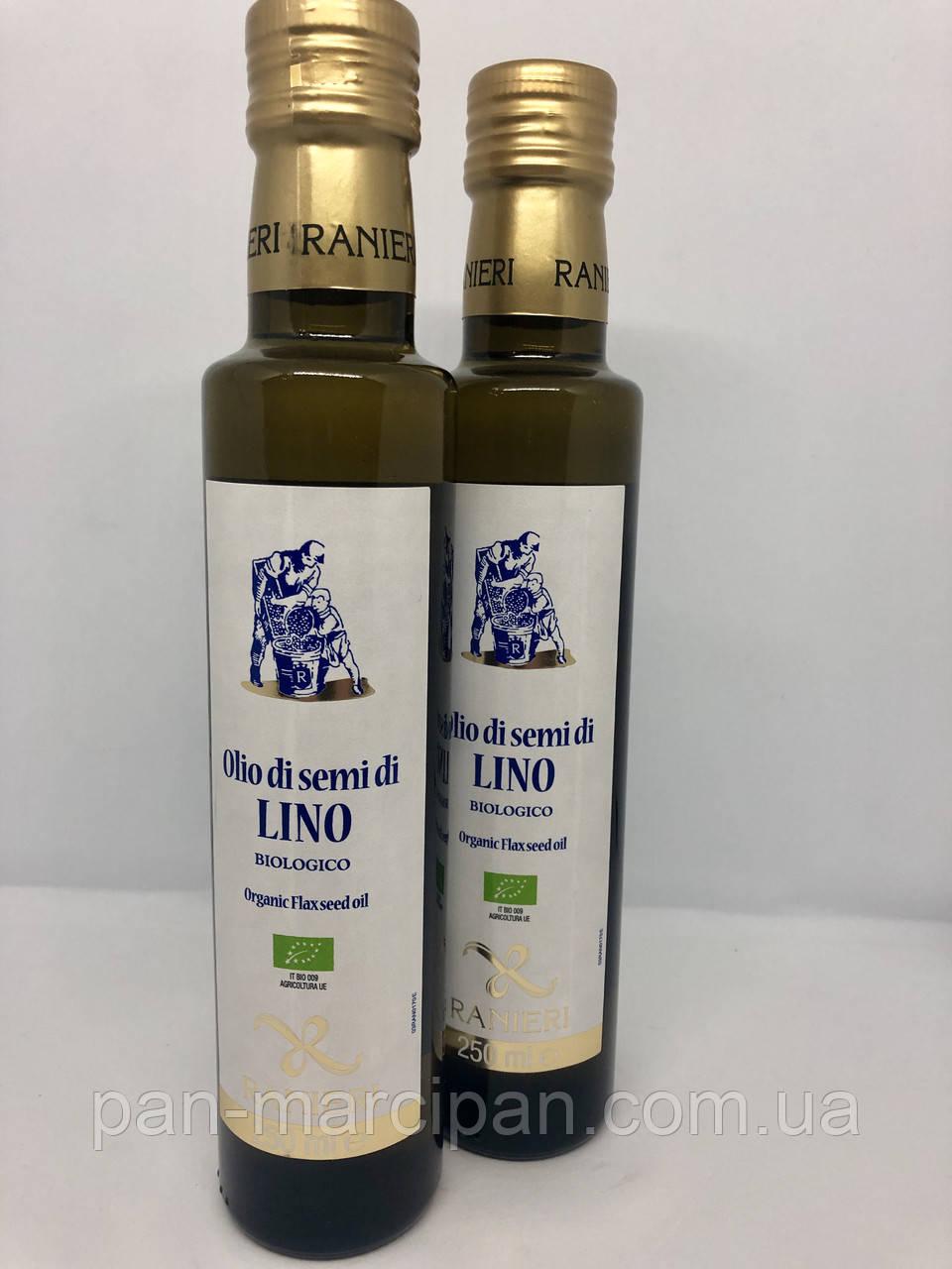 Олія лляна Olio di semi di Lino Ranieri 250 мл