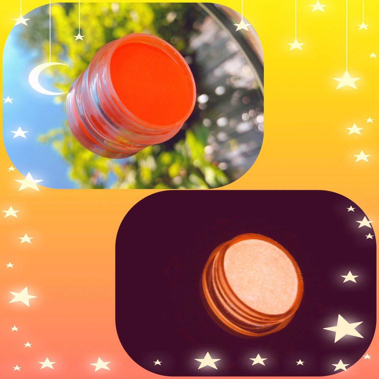 Люминесцентный пигмент оранжевый