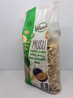 Мюслі Vitanella (rodzynki,banany,gruszki,morele,sliwki,brzoskwinie,jablka) 1 kg