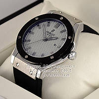 Мужские наручные часы Hublot Classic Fusion Silver Whiteкачественная люкс реплика, фото 1