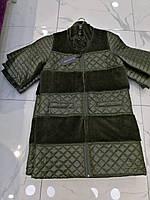 Топ продаж !! Демисезонная куртка с натуральным мехом в наличии, фото 1