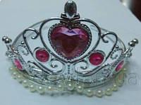 Корона карнавальная, 12*13 см, дизайн в ассортименте, в полибэге, арт. 461783