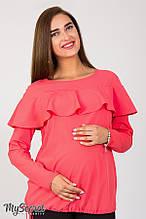 Блуза для беременных и кормящих Avril BL-37.032 ( Размеры S,  M)
