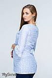 Блуза для беременных и кормящих Alisha BL-19.011, фото 4