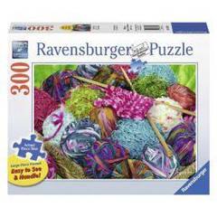 Пазл Ravensburger Вязание 300 элементов RSV-135721