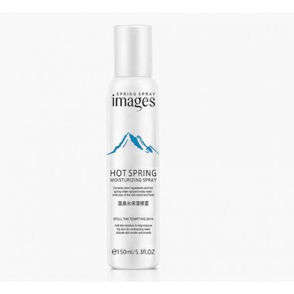 Увлажняющий спрей для лица Images Hot Spring Moisturizing Spray с термальной водой и снежным лотосом (150мл)