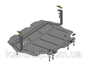 Защита двигателя КПП VW. Caddy III 04-