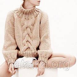 Вязаный свитер или кофта — что актуально в этом сезоне?