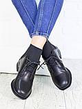 Ботинки женские кожаные демисезонные 7146-28, фото 6