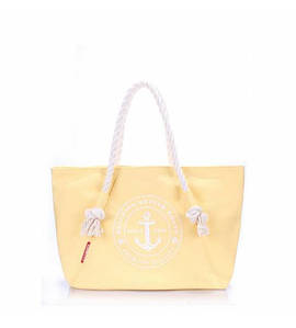 Женская сумка PoolParty Breeze желтая