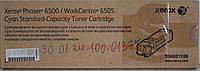Тонер-картридж Xerox PH6500/ WC6505 (106R01598) Cyan