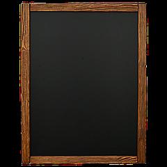 Доска меловая (в рамке декор) 800*600 ПХ