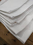Мешок полипропиленовый. 55х90 см. Белый. Строительный, сахарный, фото 4