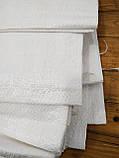 Мешок полипропиленовый. 55х90 см. Белый. Строительный, сахарный, фото 5