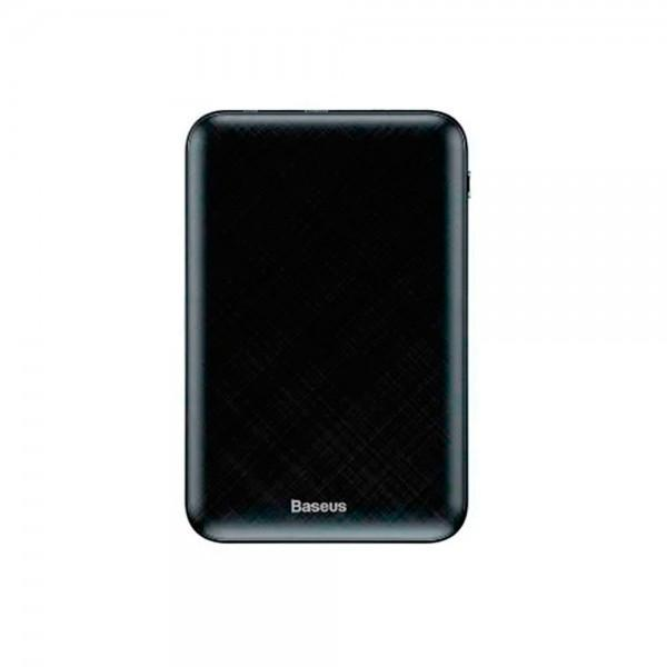 Зовнішній акумулятор (Power Bank) Baseus Mini S Digital Display Black (PPALL-XF01)