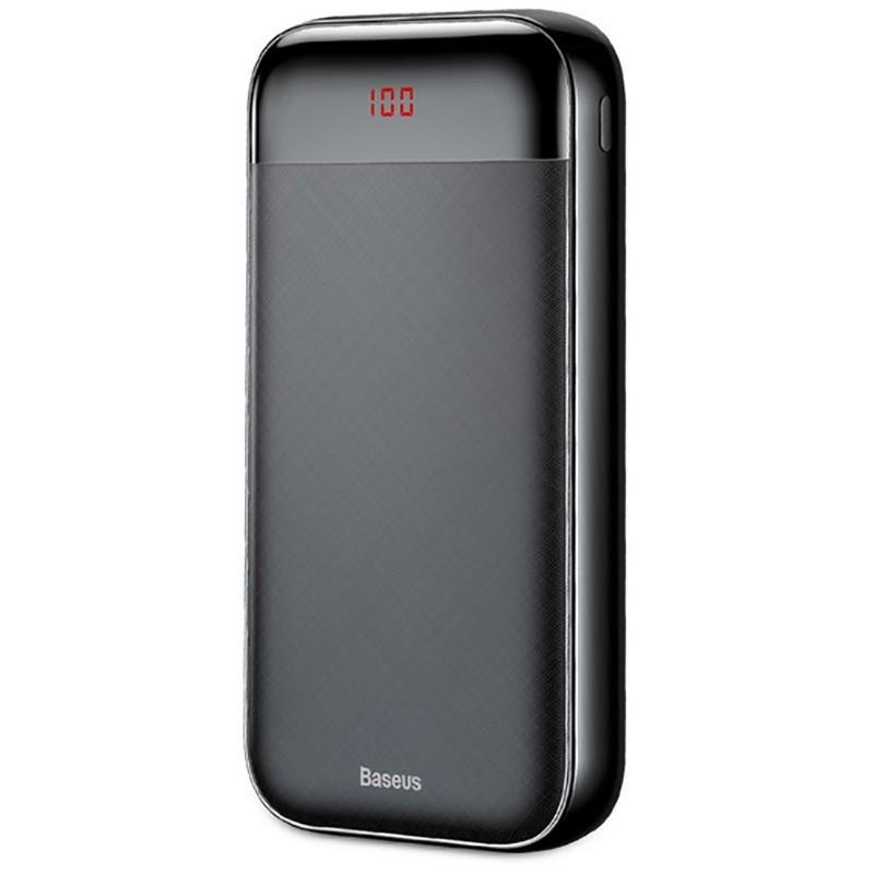 Зовнішній акумулятор (Power Bank) Baseus Mini Cu Black (PPALL-CKU01)