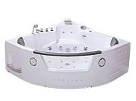 Гидро-аэромассажная ванна акриловая Iris TLP-632, 1520х1520х660 мм