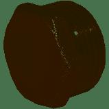 Нікельована заглушка 1 дюйм зовнішня MIRAYA
