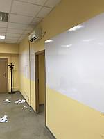 Маркерная плёнка Белая Cамоклеящаяся Melmark Econom 120 х 100 cм. Глянцевая